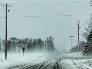 February 24th 2016 | Central Illinois Blizzard