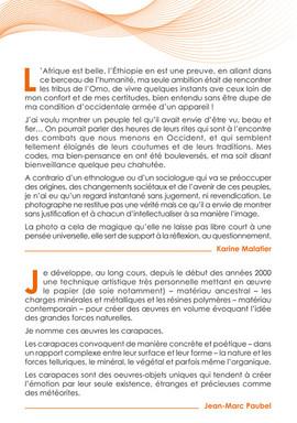 Karine Maltier et Jean Marc Paubel exposent