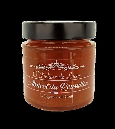 Confiture Abricots du Roussillon