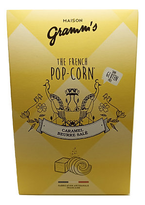 Pop-corn Caramel beurre salé