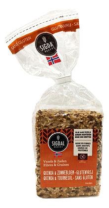Pain craquant Quinoa & Tournesol
