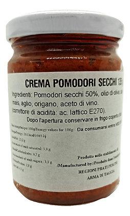 Crème de tomates séchées