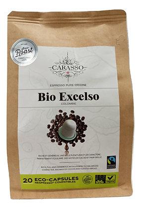Café éco-capsules Bio Excelso