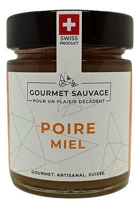 Confiture Poire & Miel