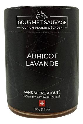 Confiture Abricot & Lavande