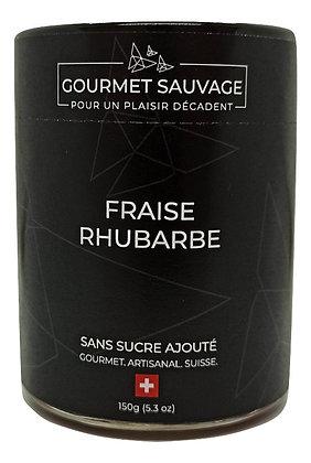 Confiture Fraise & Rhubarbe
