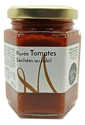 Purée de tomates séchées au soleil