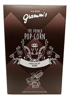 Pop-corn Caramel beurre salé et Chocolat noir