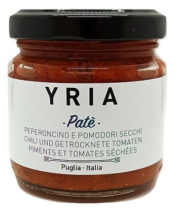Pâte de piment & tomates séchées