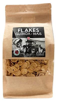 Corn Flakes Quinoa et Mais