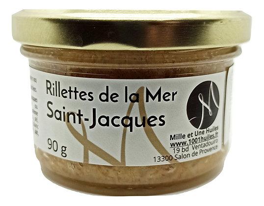 Rillettes de noix de Saint-Jacques