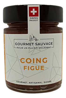 Confiture Coing & Figue