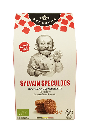 Biscuits au speculoos