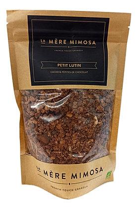 Granola Peti Lutin - Cacao & Pépites de chocolat