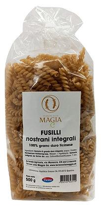 Fusilli au blé dur intégral du Tessin