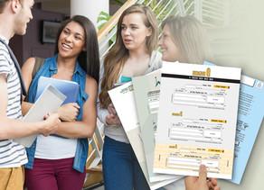 הדפסת שוברי תשלום לכל מוסדות הלימוד