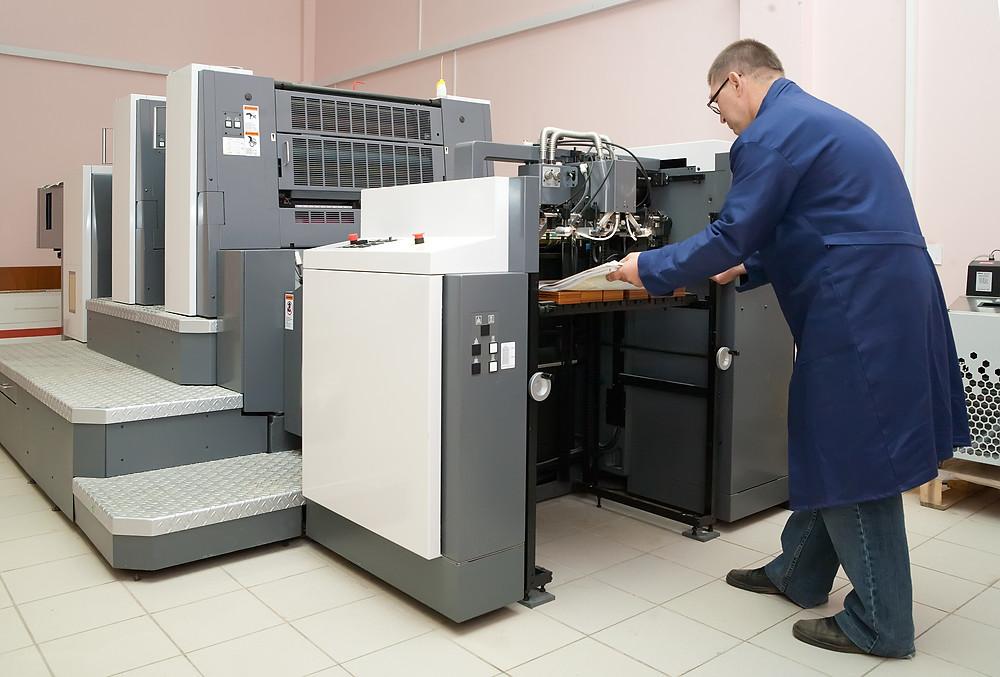 הדפסת פנקסי צ'קים