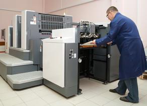 הדפסת פנקסי צ'קים ישירות מבית הדפוס