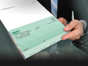 הדפסת פנקסי צ'קים ללקוחות כל הבנקים!