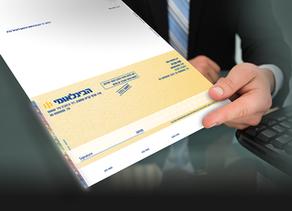 צ'קים מודפסים בנק הבינלאומי