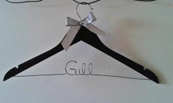 name hanger