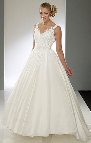 The Ivory Gown