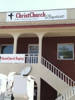 Church Sign_Install4