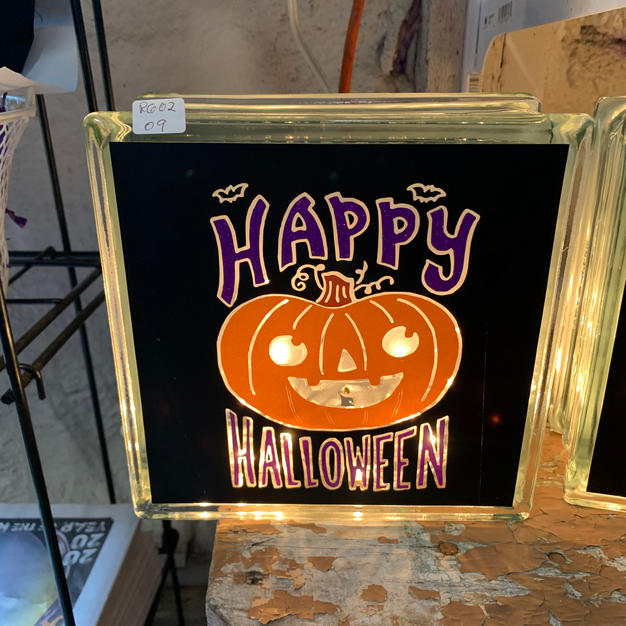 Glass Lights - Halloween (Varieties Available)