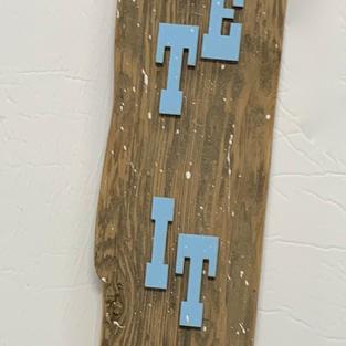 Let It Snow - Sign - 6 x 36