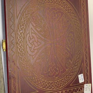 Celtic Box - Laser Engraved
