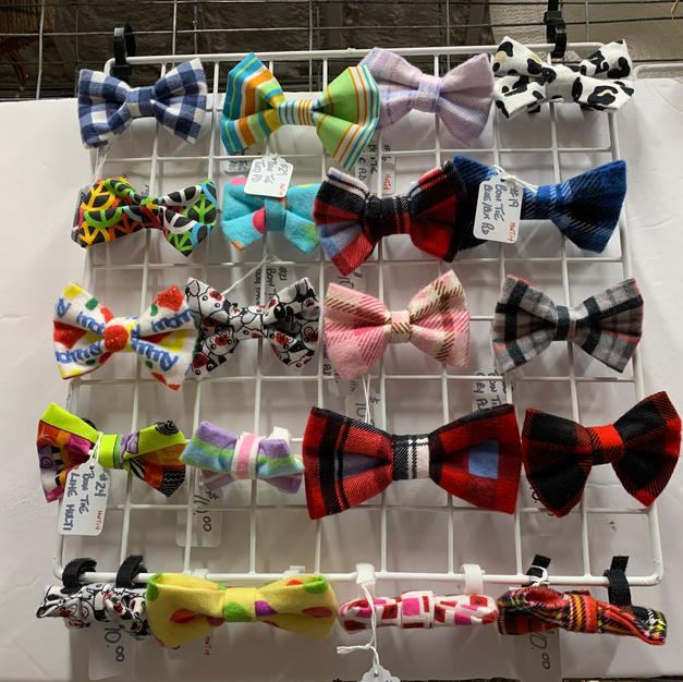 Doggie Bows - Various Colours & Sizes