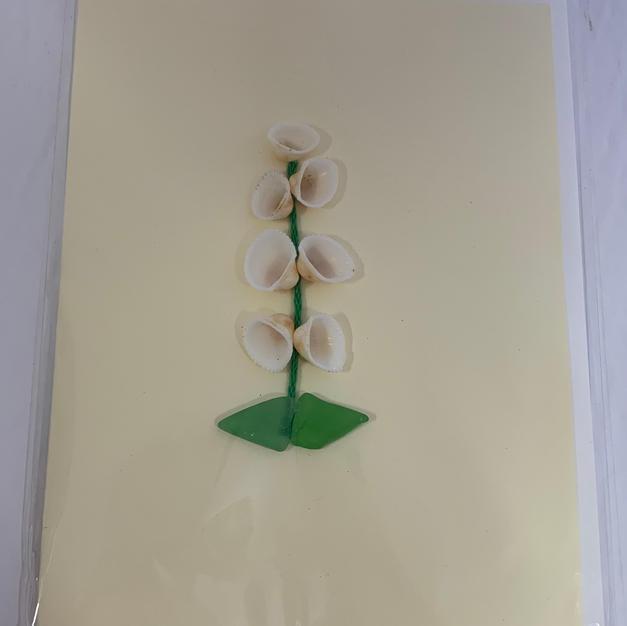 Pebble Art Card