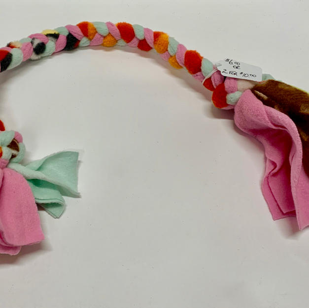 Doggie Pull Toys - Various Lengths / Colours / Styles