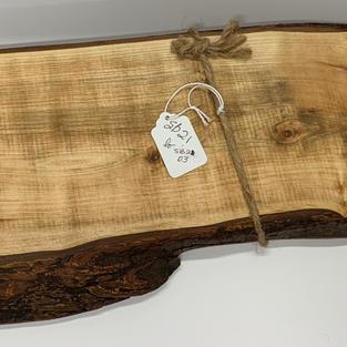 """Charcuterie Board - 20"""" Oak"""