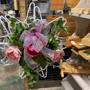Hanger Floral Arrangement