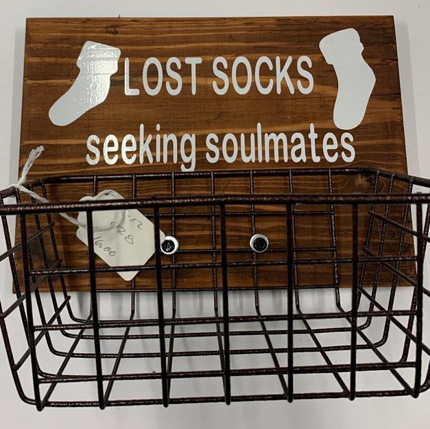 Lost Socks Basket