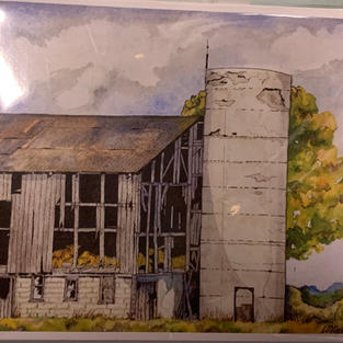 Note Cards - Barn Collection (3x5)
