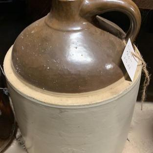 Rustic Jar