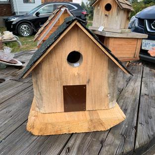 Bird House - 10 x 10 x 11