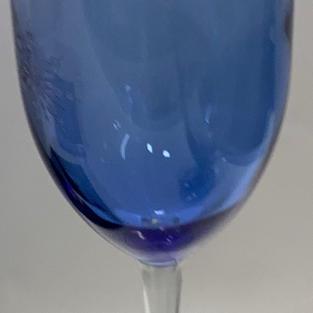 Laser Engraved Champagne Flute