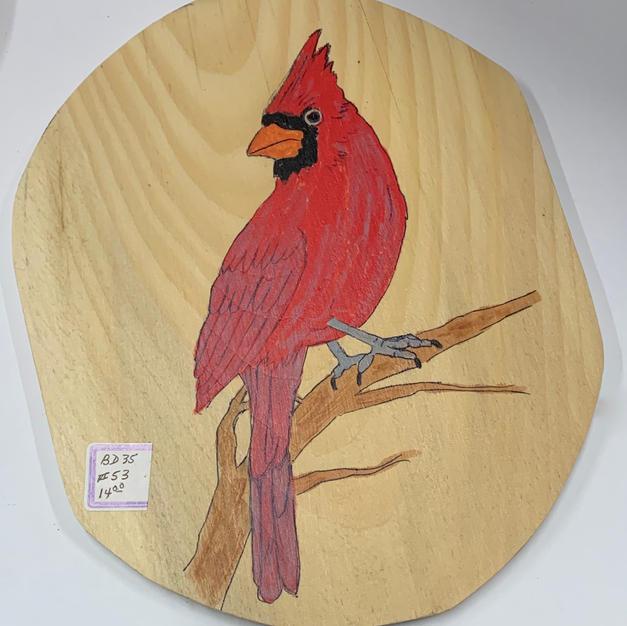 Cardinal Art