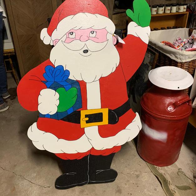 Santa (4 ft)