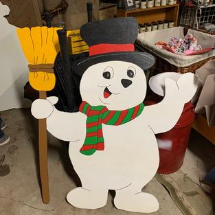 Mr. Snowman (4 ft)