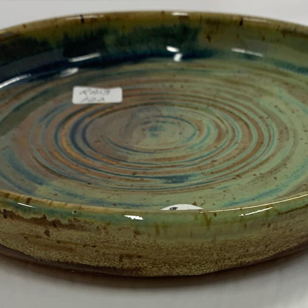 Pottery Bowl 122 Side view