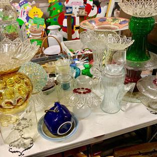 Glass Garden Angels and Glass Art
