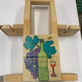Vino Tinto Wine Caddy