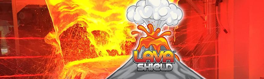 Car Wash Lava Shield