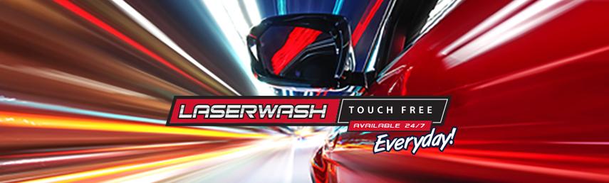 Galleria Express Car Wash LASERWASH