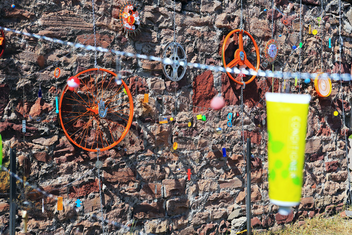 Plastic Fantastic The Wall