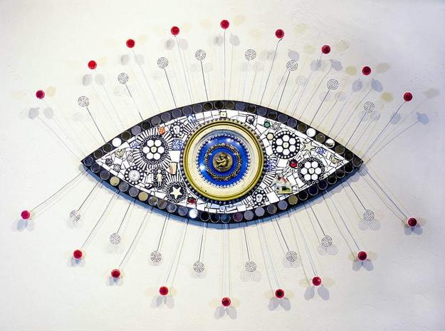 Mosaic Watching You See